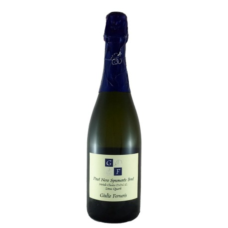 Pinot Nero Spumante Brut Metodo Classico DOCG